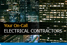 Your On-Call Electrical Contractors